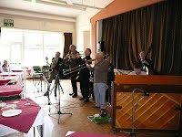 Lunchtime trad jazz